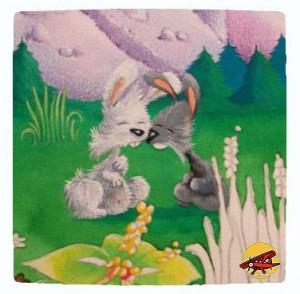 dragon lapins pas crétins choupinous