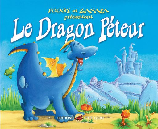 Dragon Péteur, album jeunesse