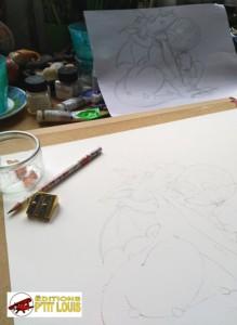 crayonné Dragon;zanapa;foogy